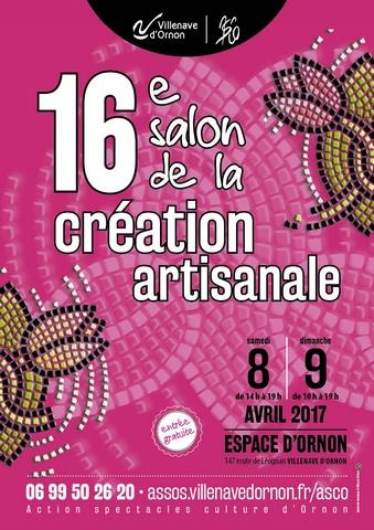 Salon de la création artisanale